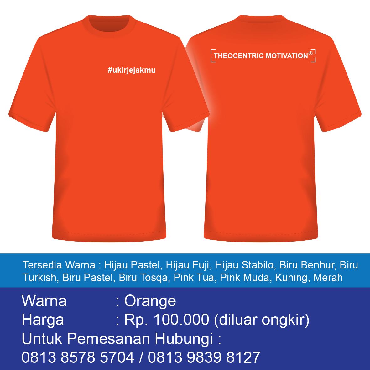 Ukir Jejakmu-Orange